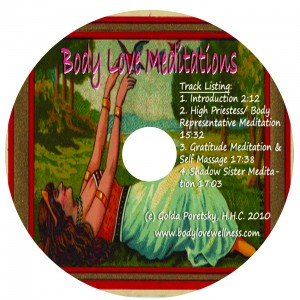 Full CD Body Love Meditations