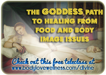 image for free teleclass body love wellness