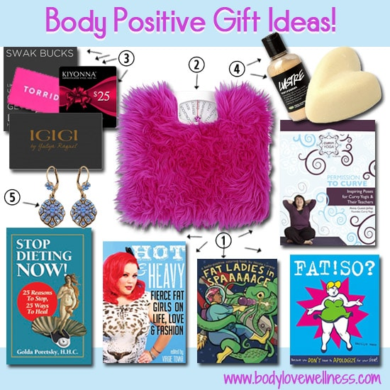 body positive gift ideas body love wellness