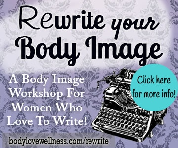 rewrite your body image 4 week workshop