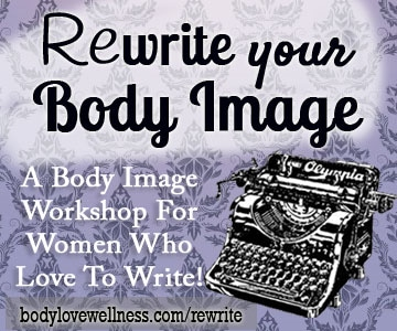 rewrite your body image
