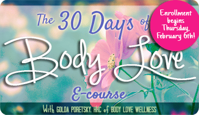 30 Days Of Body Love Ecourse