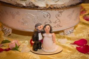 My awesome fat cake topper!