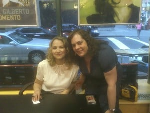 Golda and Joan Osborne